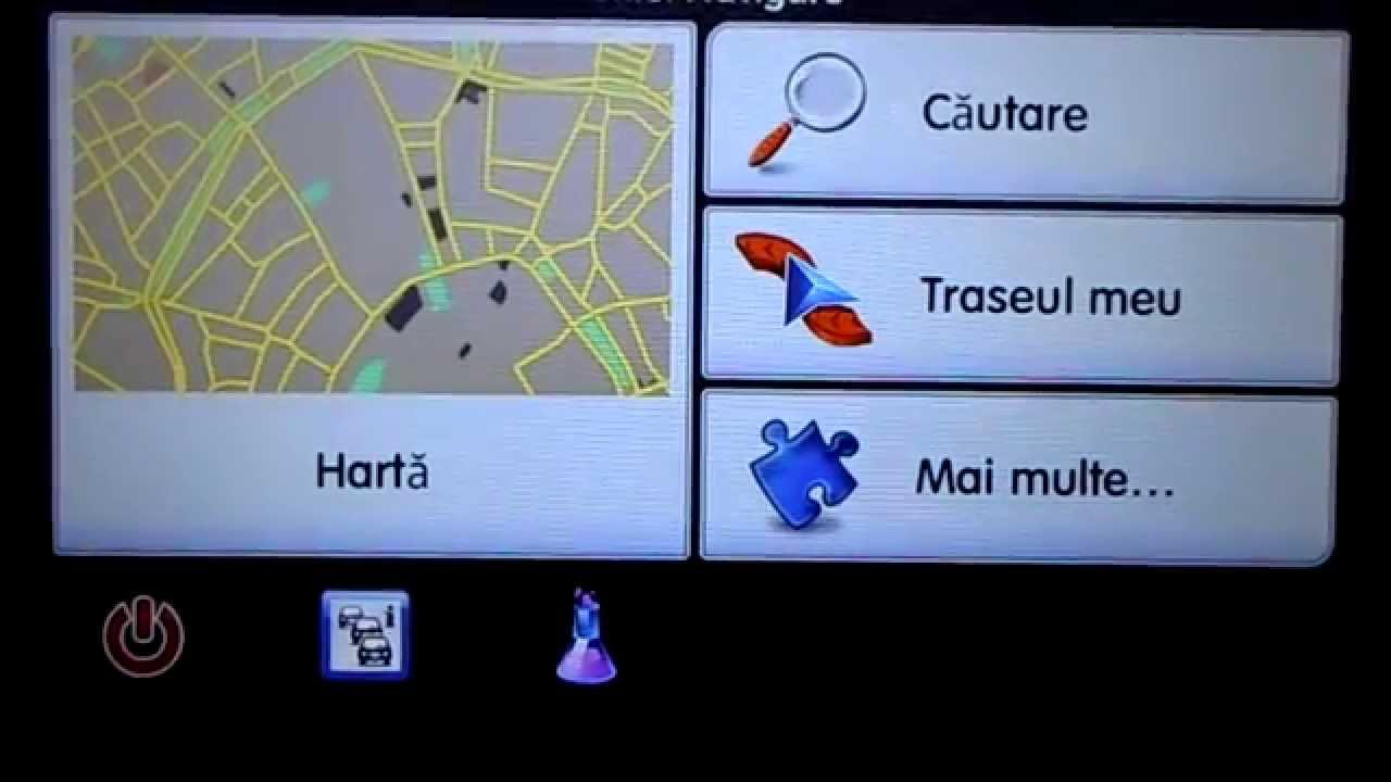 Wonderbaarlijk GPS UPDATE GPS harti GPS navigatie HARTI FULL EUROPA 2015 - YouTube CR-76