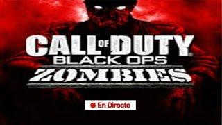 Call of duty black ops zombie en directo - epic directo - flo sniper