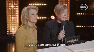 Riimiralli - Jesse Kaikuranta & Laura Voutilainen   Bumtsibum   MTV3