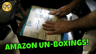 Un-Boxing Goodies From Amazon | Patreon Exclusive Video | 7.5.2018 🤓🖖