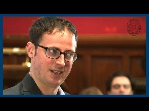 Favourite Criticism | Nate Silver | Oxford Union