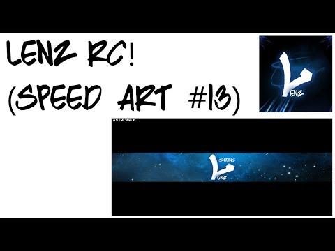 Lenz Recruitment Challenge - Designer (Speed Art #13)