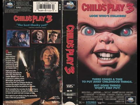 Child's Play 3 (1991) Movie Review - A Bit Underrated