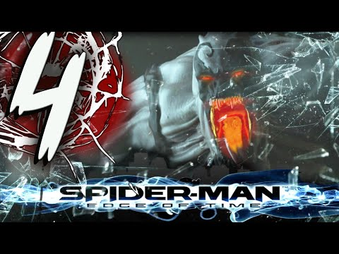 SPIDER - MAN Edge of Time - Part 4 Anti Venom VS Parker