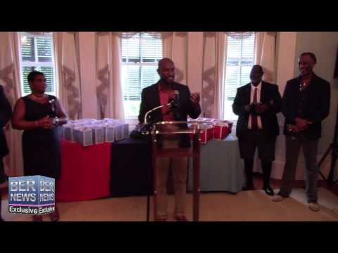 Premier's Cup Match Reception At Camden, July 27 2015