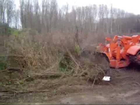 ROMSILVA a cumparat un tanc pe post de utilaj silvic
