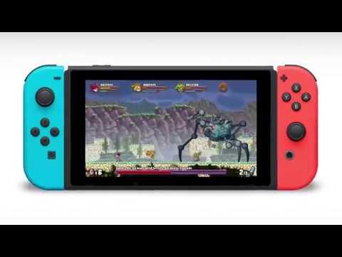 Caveman Warriors Launch Trailer - Nintendo Switch - ESRB