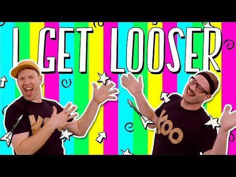 Koo Koo Kanga Roo  I Get Looser DanceALong