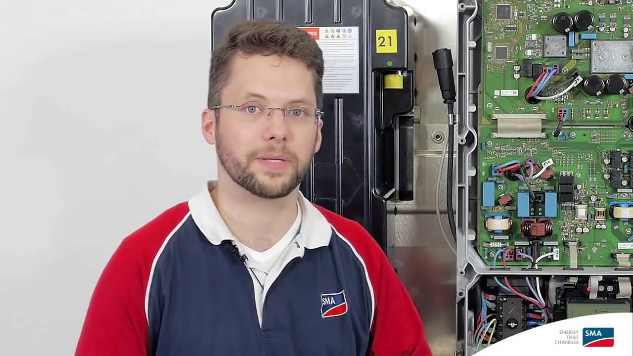 Download Tech Tip  Installation of the Sunny Boy Smart Energy