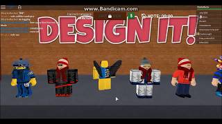 HOW TO WIN WITH A NOOB STYLE ON DESIGN IT (ROBLOX)