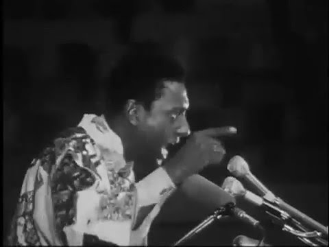H. Rap Brown & Stokely Carmichael in Oakland (1968) | KQED Archives