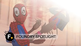 How Spider-Man Into The Spider-Verse Was Created