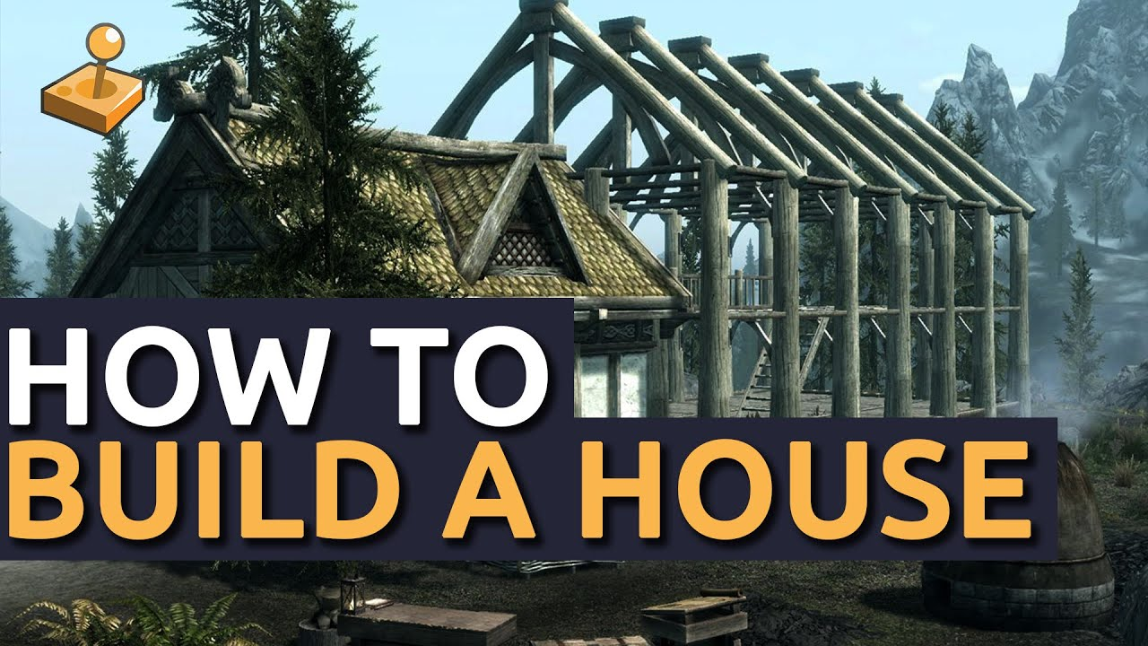 Skyrim Hearthfire Dlc How To Build A House And Find