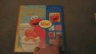 Elmo Book Thats says