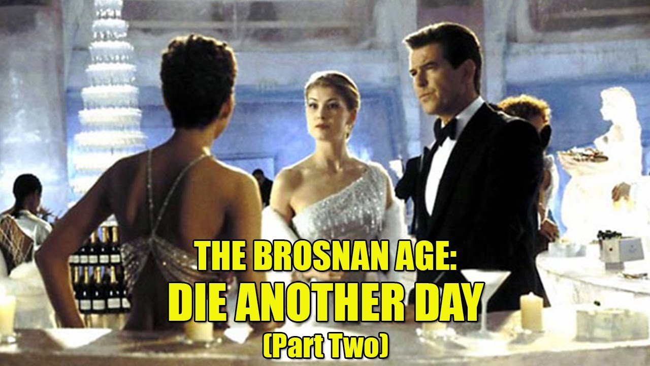 the brosnan age die another day 2002 part two youtube