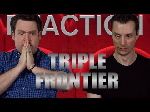 Triple Frontier - Trailer Reaction