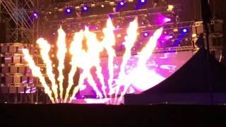 HARDWELL EN EL DJ FEST 2016  (Mamitas Beach Club)