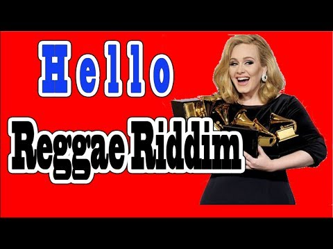 Hello Adele. Reggae Instrumental /...