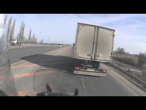 Краснодар-Динская за 6  минут!
