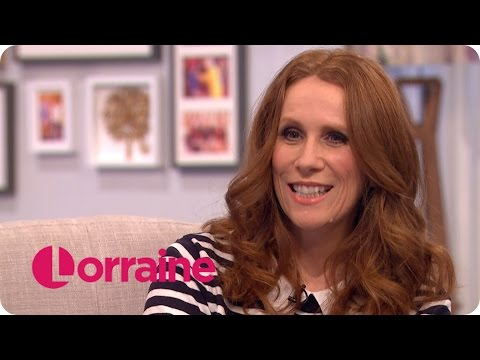 Catherine Tate Talks Comedy, Musicals And Doctor Who | Lorraine