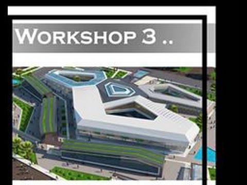 Workshop Architecture - Modern Arabic Composition - Lesson No. 6