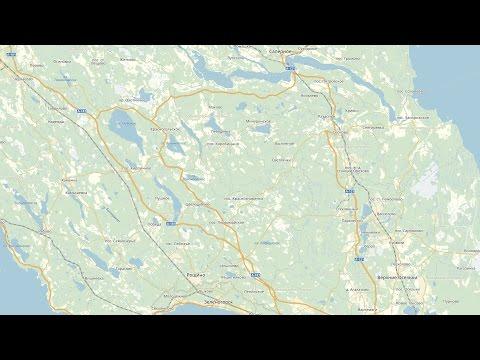 Навигация с помощью смартфона без интернета