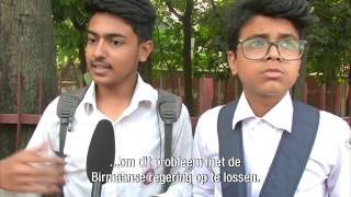 Rohingya Migration, Bangladesh WADADA News for Kids aflevering 71