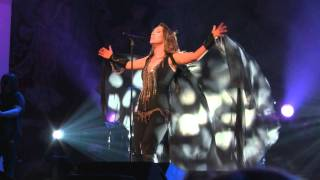 AHORA TÚ - Malú (28/10/11 Palau de la Música Catalana Barcelona) [HD]