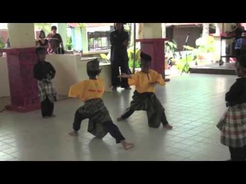 DANGEROUS Kid SILAT WARRIORS of Malaysia!