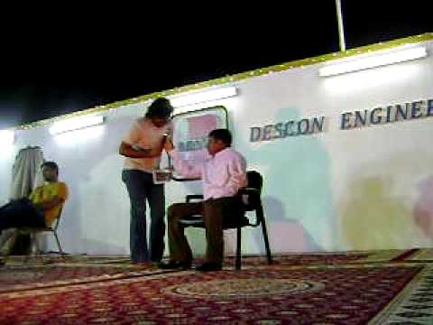 DESCON ENGINEER QATAR STAGE DRAMA AT PAKISTAN INDEPENDANCE DAY
