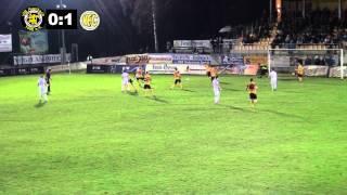 14. Spieltag  VfB Auerbach-VFC Plauen