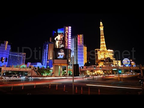 ❤ LAS VEGAS - NEVADA ❤ Must See Attractions | Travel Guide HD