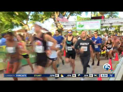 Thumbnail: Turkey Trot held in Palm Beach to benefit United Way