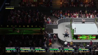 Wwe 2k18 mycareer mode Episode 10 Money in the bank opportunity.] Episode 10.]part 3 of 3
