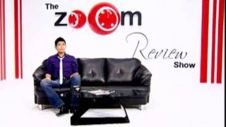 The zoOm Review Show - Singham online movie review