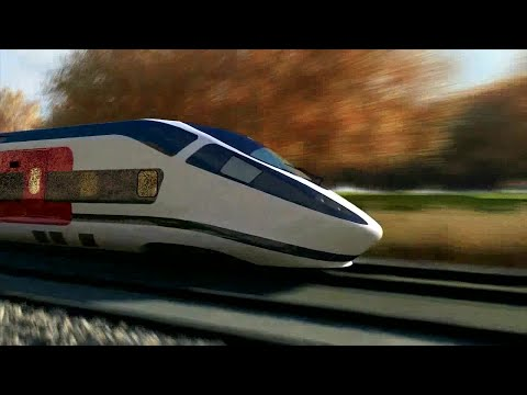 China to unveil new high-speed train with interchangeable carriages