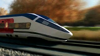 Baixar China to unveil new high-speed train with interchangeable carriages