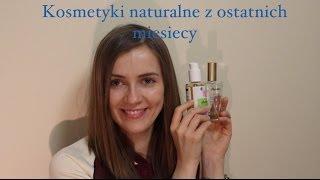 Kosmetyki naturalne z ostatnich miesięcy (pielęgnacja włosów, ciała i twarzy) Thumbnail