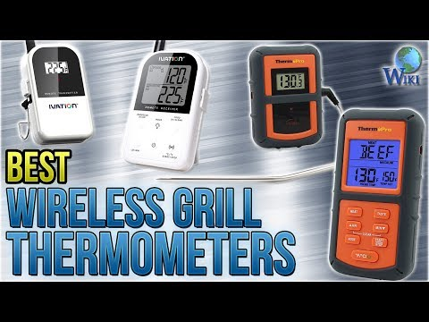 10-best-wireless-grill-thermometers-2018
