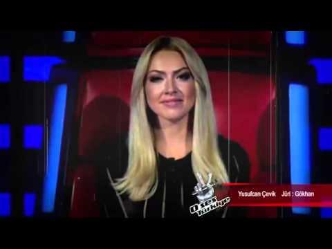 Yusufcan Çevik 'Ayrılmalıyız' - O Ses Türkiye 2 Aralık 2014