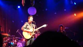 Andy Grammer - My Pocket/ Empire State of Mind - NYC - 9/26/11