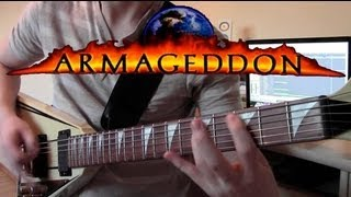 Armageddon Soundtrack (Piano / Metal Cover)