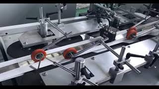 Grocery Paper Bag Making Machine In Saudi Arabia