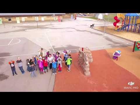 Morley Elementary School 2nd grade class