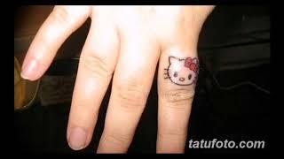 Значение тату котенок - примеры с рисунками татуировки на фото