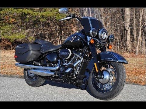 Greensboro Harley Davidson >> 2018 Heritage Classic Softail 115th Anniversary Greensboro NC - YouTube