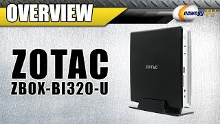 Zotac ZBOX BI320 Mini-PC  Overview - Newegg TV