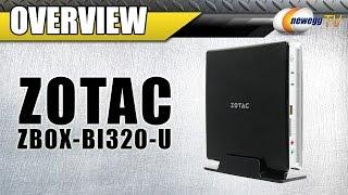 Zotac ZBOX BI320 Mini-PC  Overview - Newegg TV