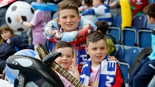 travelling loyal royals give feedback on their experiences up and down the country