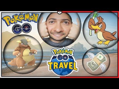 Pokémon GO Travel - Novo Evento Rumo a 3 Bilhões de Capturas